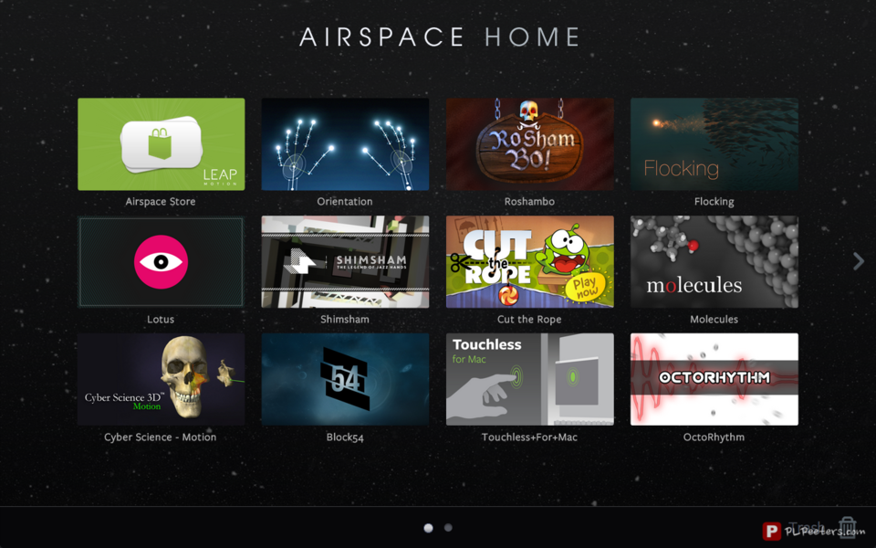 Airspace Home