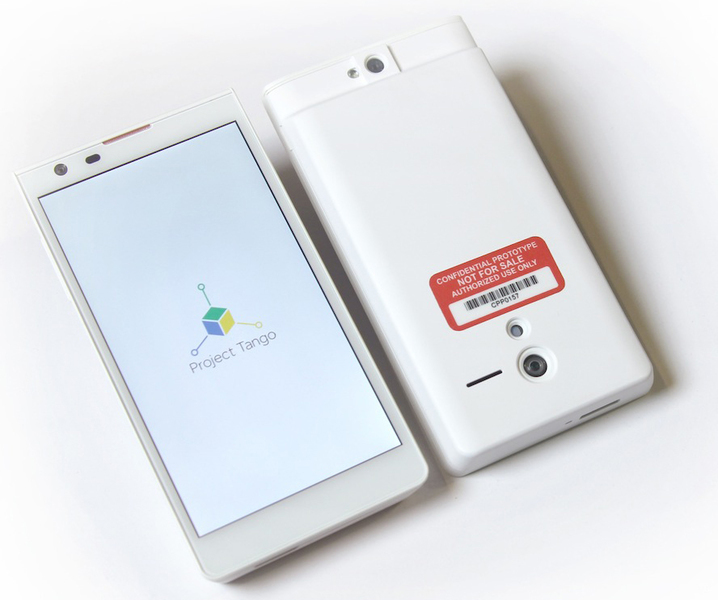 Project Tango Phone