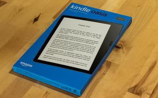 Ebook Skeptic Turned Ebook Lover: The Kindle Oasis Reviewed