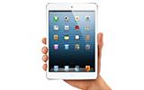 Une parodie de la publicité de l'iPad mini